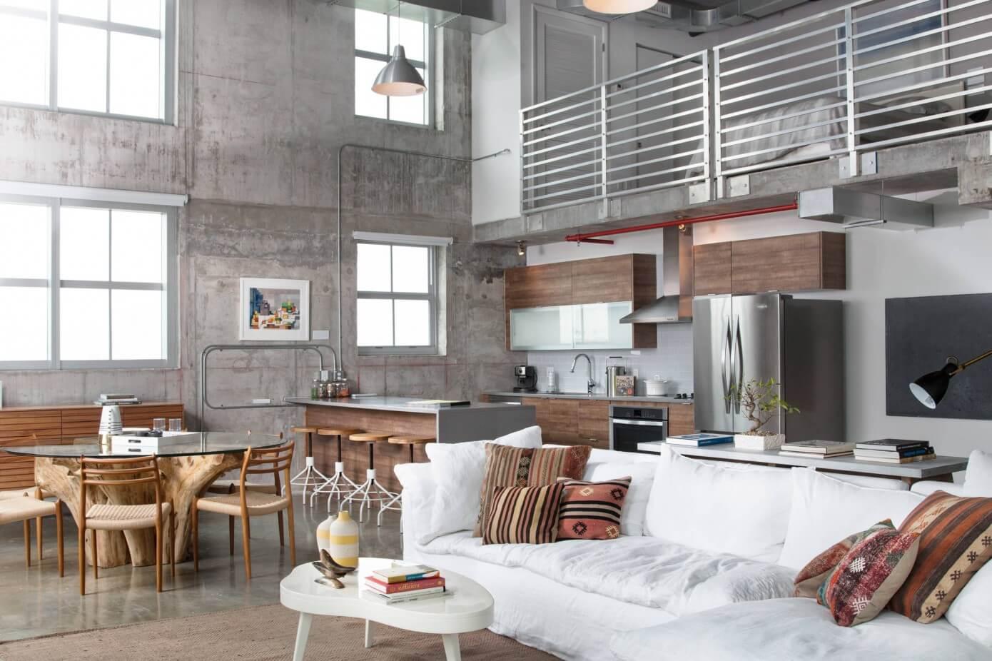 Design Loft In Miami Shores HomeAdore