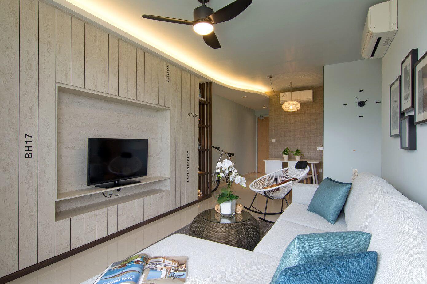 Beach House Apartment By Vievva Designers HomeAdore