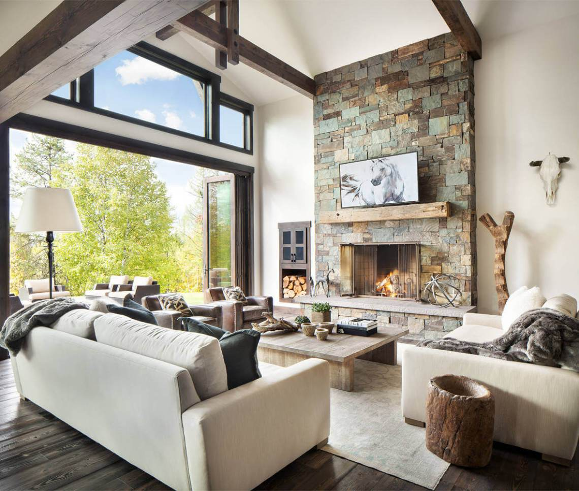 Whitefish Residence by Sage Interior Design | HomeAdore ...