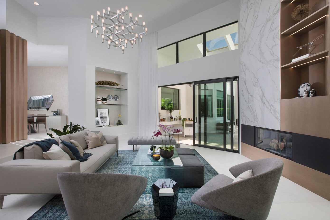 Contemporary Oasis by DKOR Interiors | HomeAdore on Dream Home Interior  id=19998