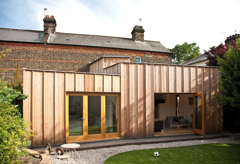 Prefabricated-house-extensions