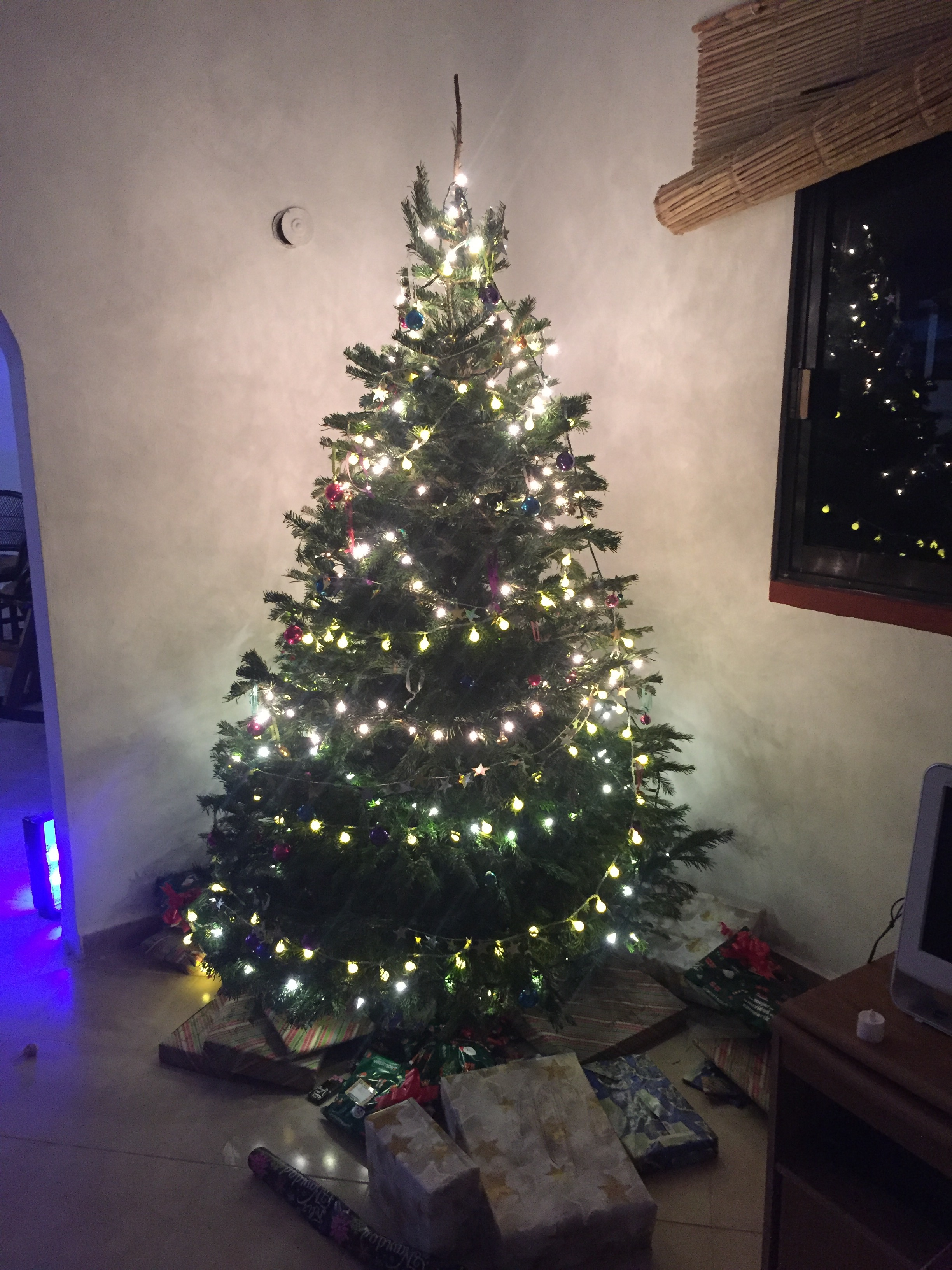 Christmas 2016: Christmas in a Beach House