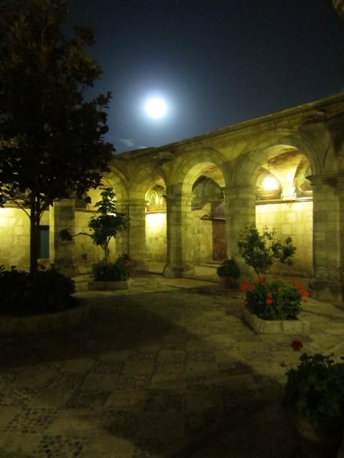 Santa Catalina Monastery.