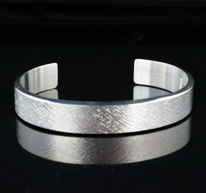Chris Pruitt Textured Bracelet