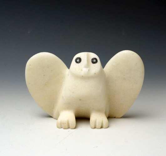 Adamie Aqumagiaq Owl