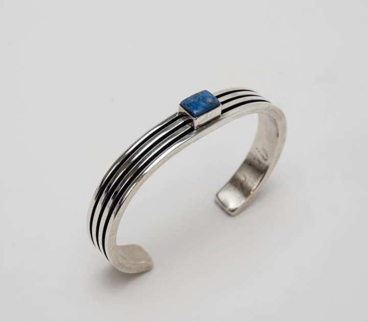 Paul Livingston Bracelet with Lapis Lazuli