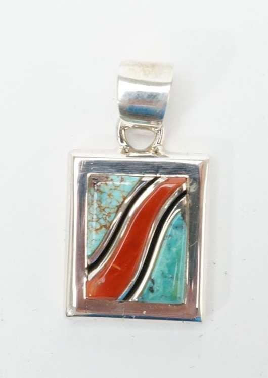 Earl Plummer wave pendant