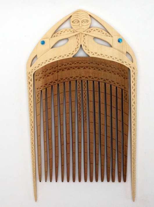 Greg Robinson Egret Comb