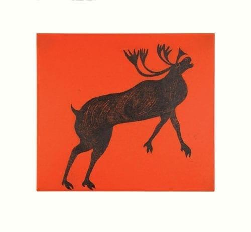 QUVIANAQTUK PUDLAT Rearing Caribou