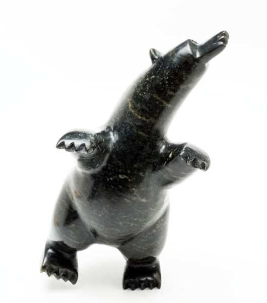 Alariaq Shaa dancing bear