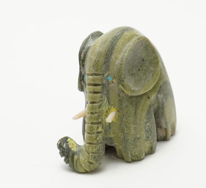 Molly Cheama serpentine elephant