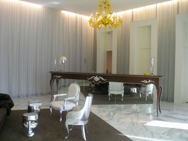 Philippe Starck best interior design projects Home And