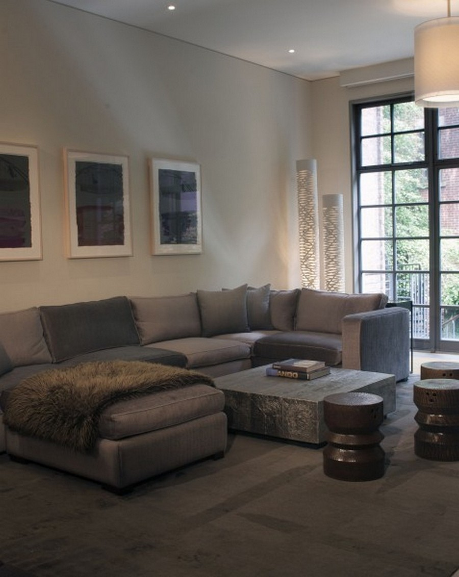 Be Inspired By Clodagh S Contemporary Living Room Design