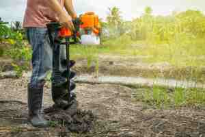 best post hole diggers and best earth augers