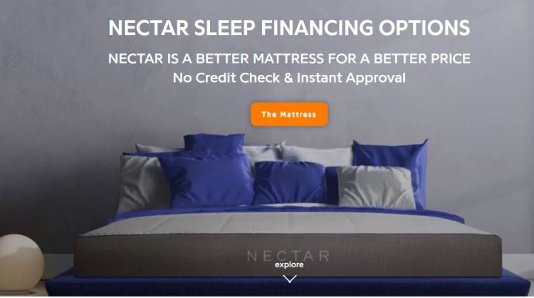 Nectar Sleep Financing