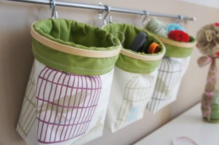 Hoop Storage Bags