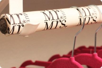 Mr. and Mrs. Closet Rod