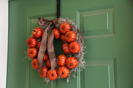 Williams Sonoma Wreath Knock Off