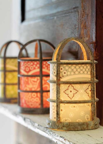 Bandana Lanterns