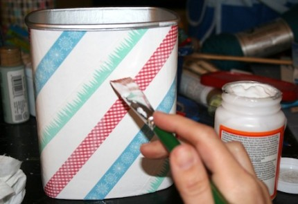 Guest Post: Upcycled Cookie Container