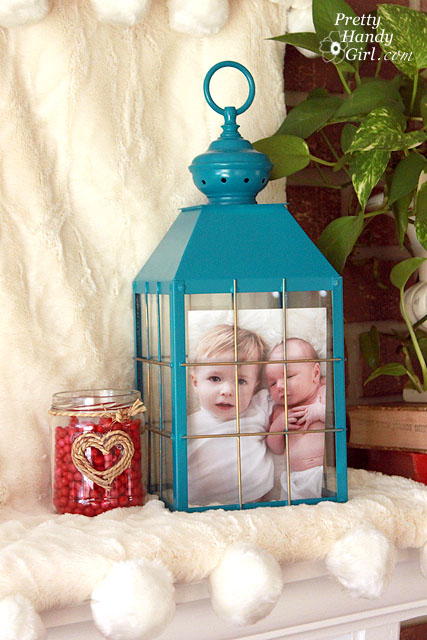 Lantern Revamp: Photo Display