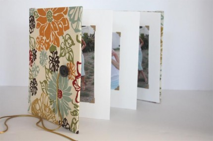 Make an Accordion Photo Book