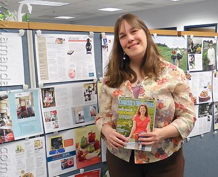 Lori Grzybowski, Editor, Country Woman Magazine