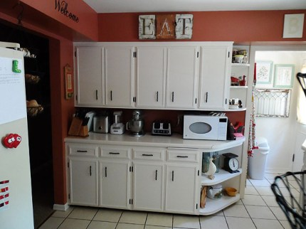 My Kitchen Facelift