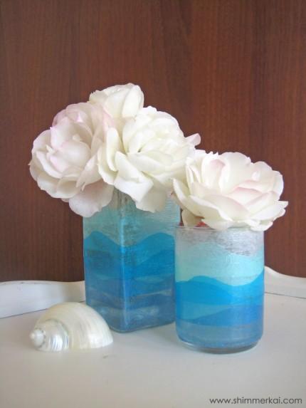 Mini Ocean Vases