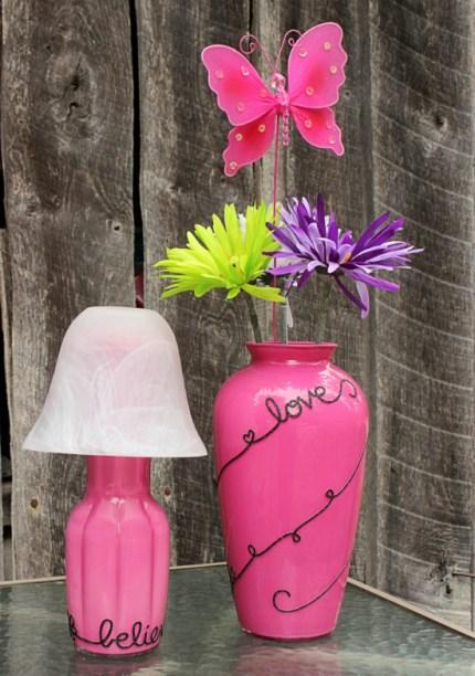 Makeover vases