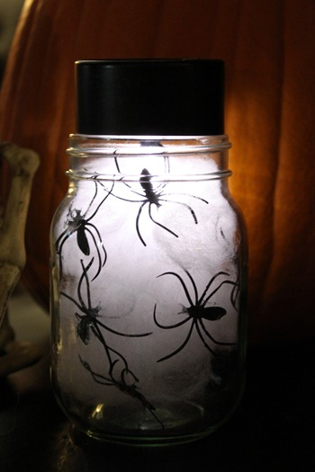 Halloween solar lights home and garden for Solar lights for craft projects