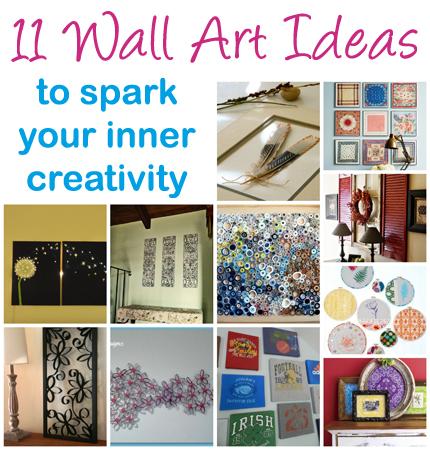 11 Wall Art Ideas To Spark Your Creativity Home And Garden
