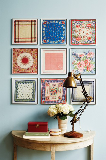 11 Wall Art Ideas to Spark Your Creativity @craftgossip