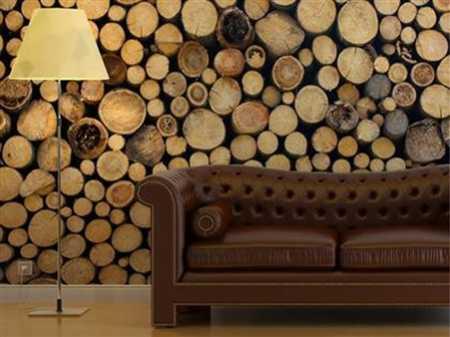 log-cabin-wallpaper