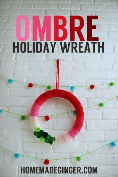 ombre-holiday-wreath
