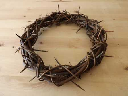 easter-crown-of-thorns
