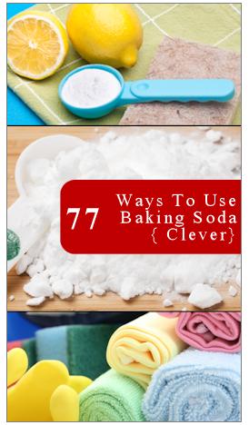 The Many Ways You Can Use Baking Soda