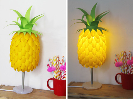 diy-pineapple-lamp