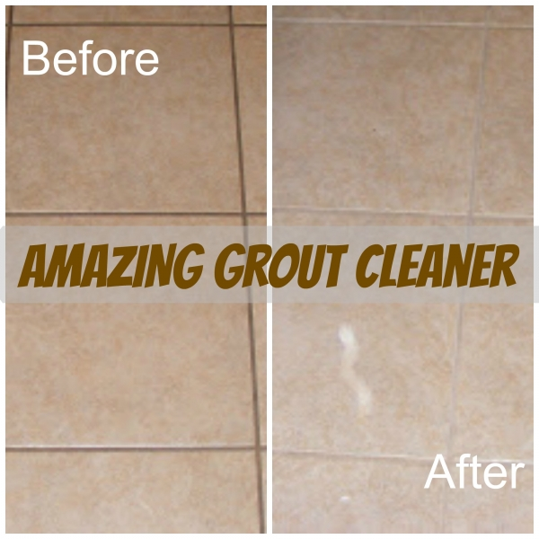 Grout Cleaner That Actually Works!