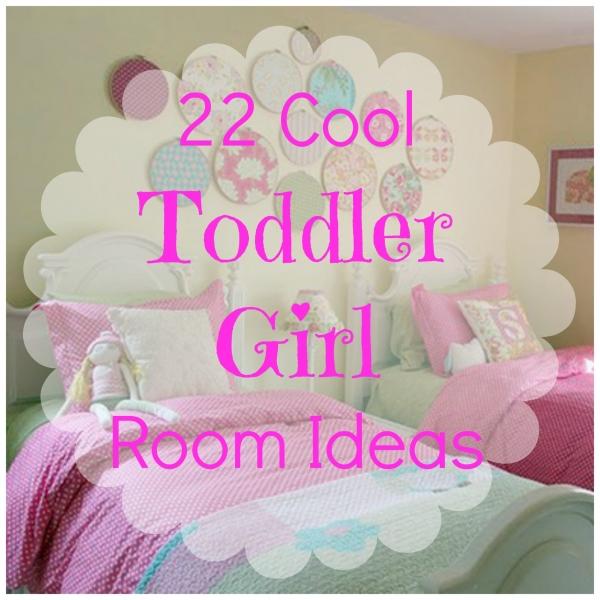 Toddler girl room d cor ideas home and garden for Little girl room color ideas
