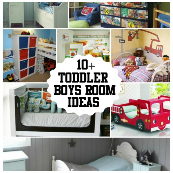Little Boy Room Design Ideas: Room Décor Ideas For Little Boys