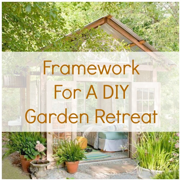 Framework Plans To Make Your Own Garden Retreat Home And