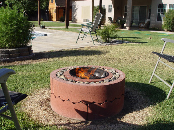 8 DIY Tutorials To Make Your Own Fire Pit