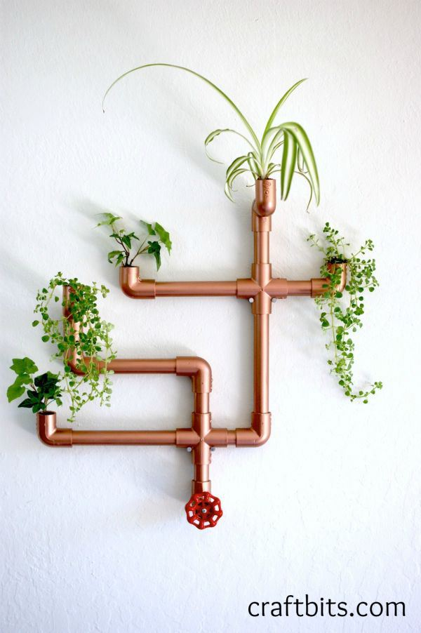 DIY_PVC_Copper_Planter