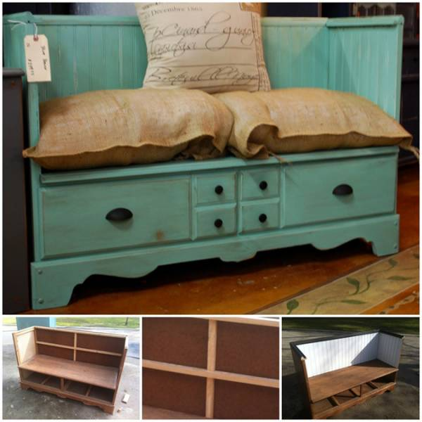 7 Ways To Repurpose An Old Dresser Home And Garden