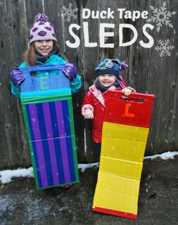 sleds