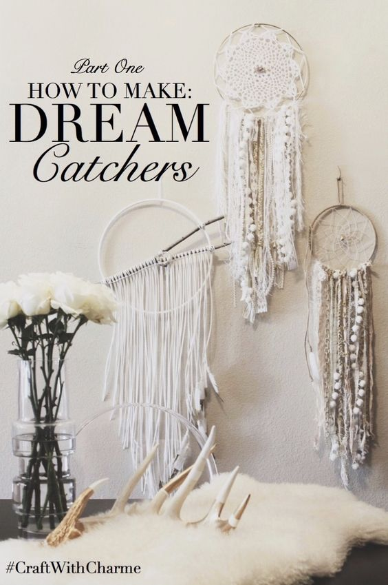 Make Your Own Dream Catchers Home And Garden