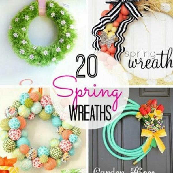 springwreaths
