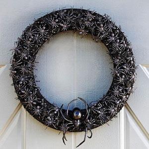 Halloween Wreaths – Home and Garden