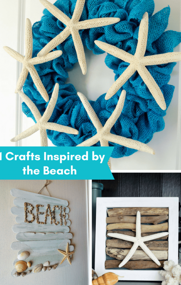 11 Beach Inspired Home Decorations